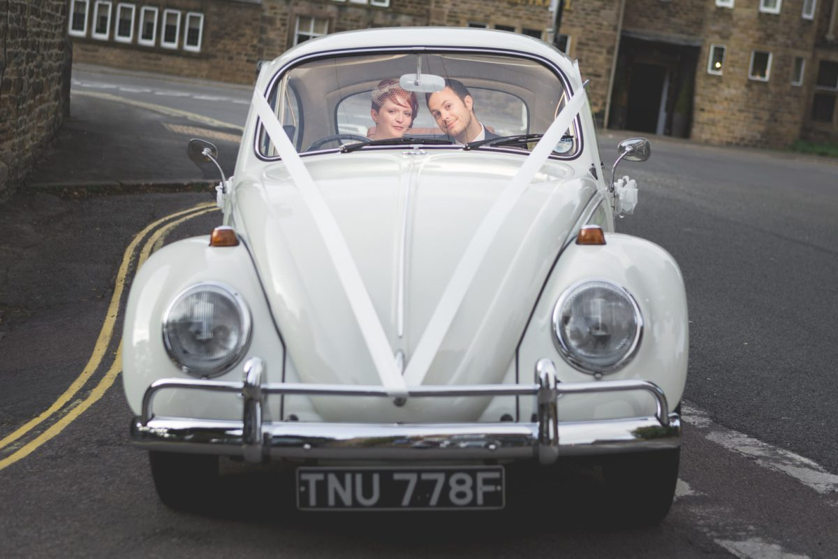 Derbyshire Wedding Photographer - Hathersage