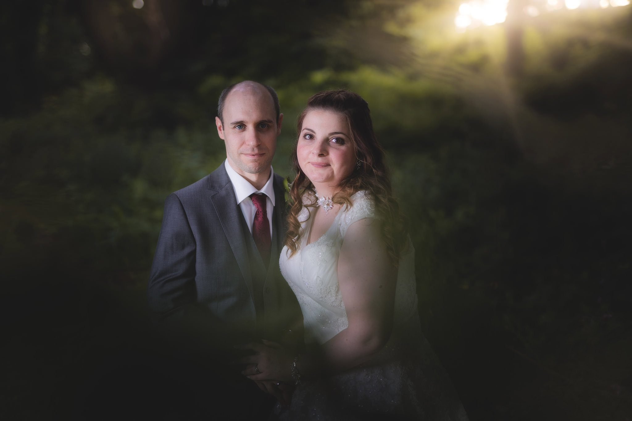 Danielle and Colin - Bredbury Hall