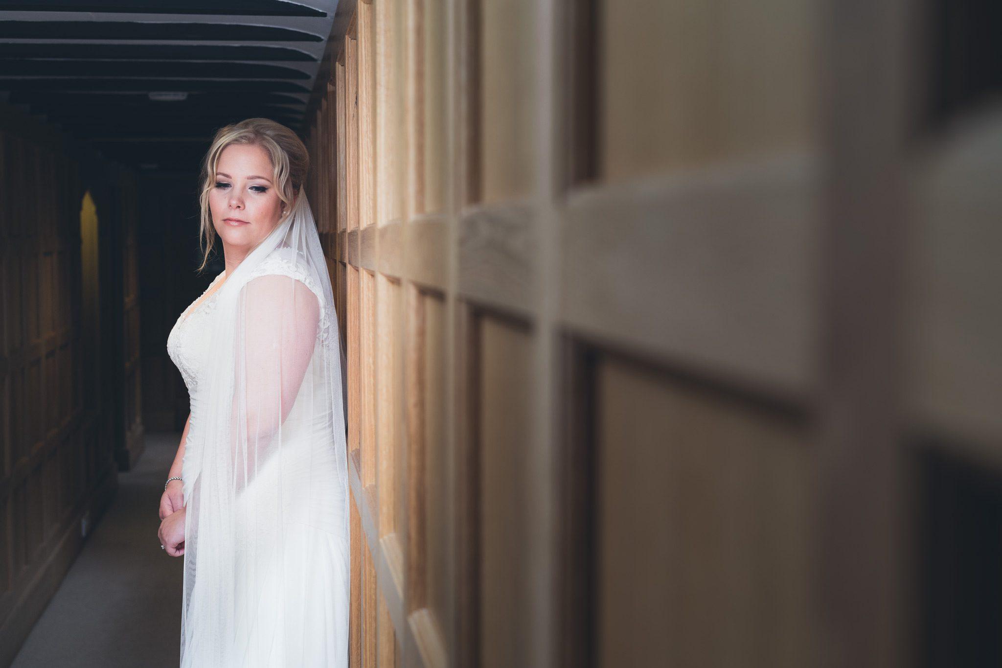 Upper House Hayfield - Bridal Portraiture