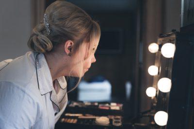 Bridal Prep Mirror