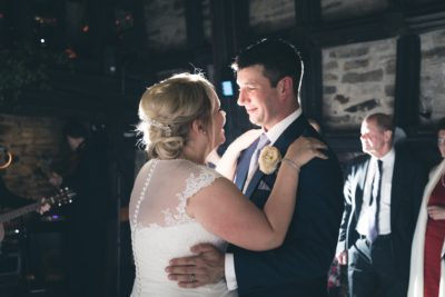 First Dance at Upper House Hayfield