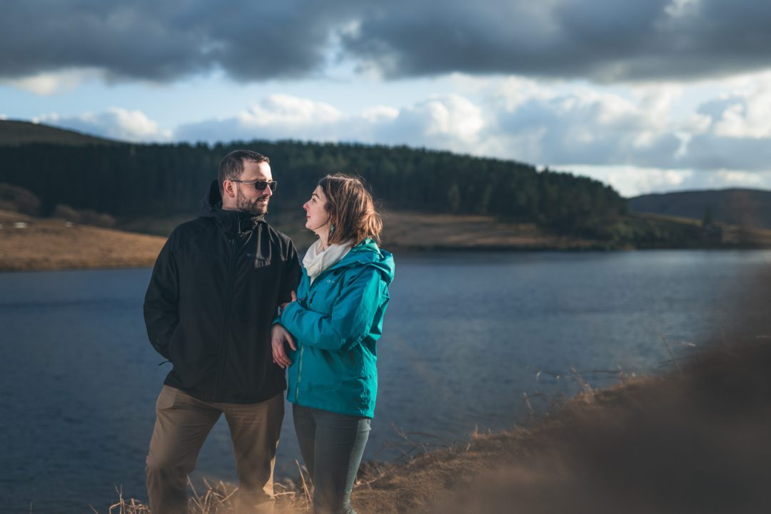 Kinder Reservoir Engagement Walk