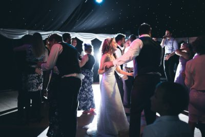 Heaton House Farm Dancefloor