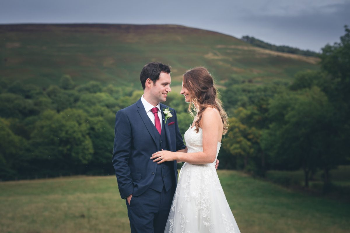 Couple at Losehill House