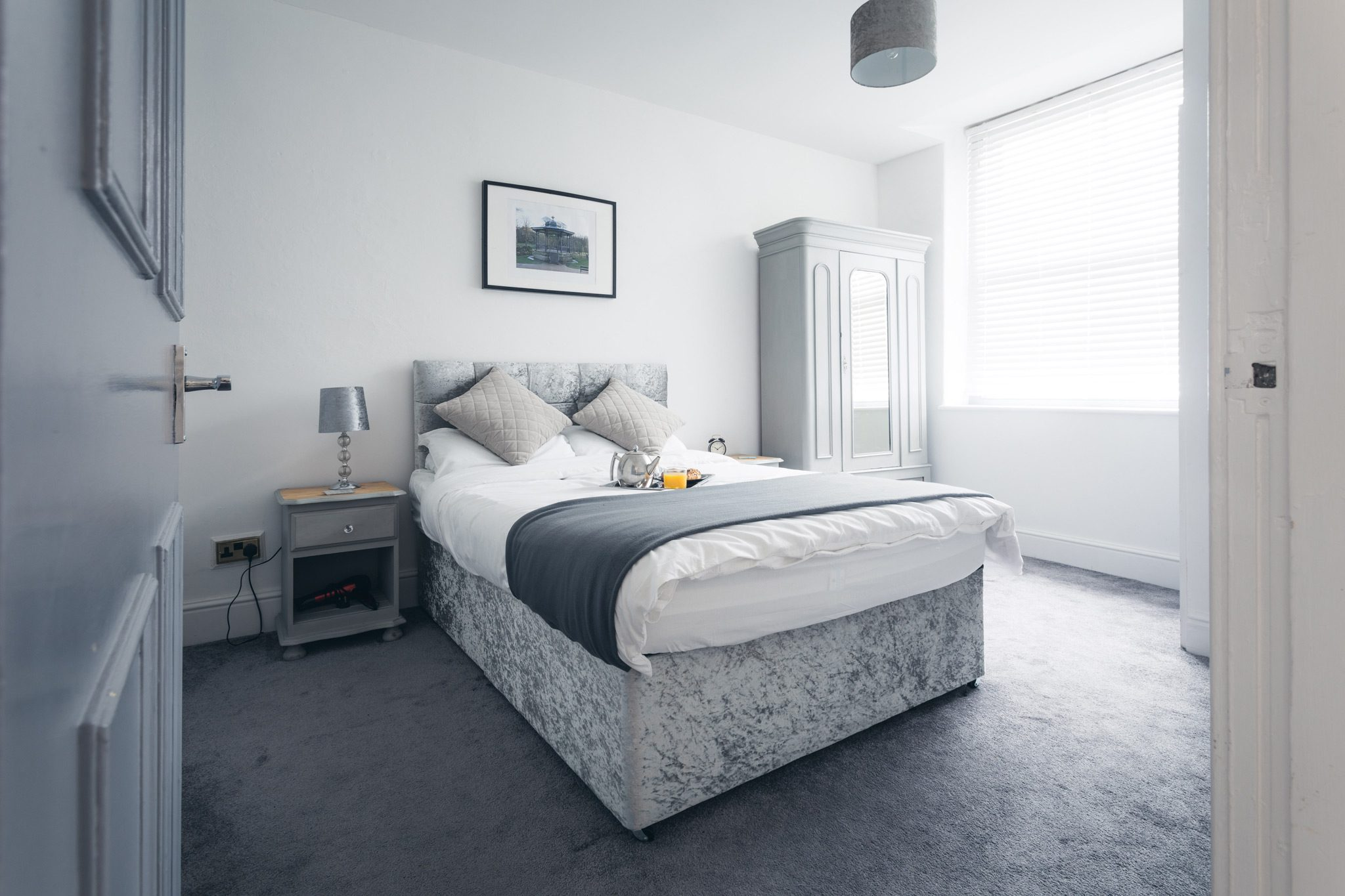 Buxton Property Photography - Master Bedroom