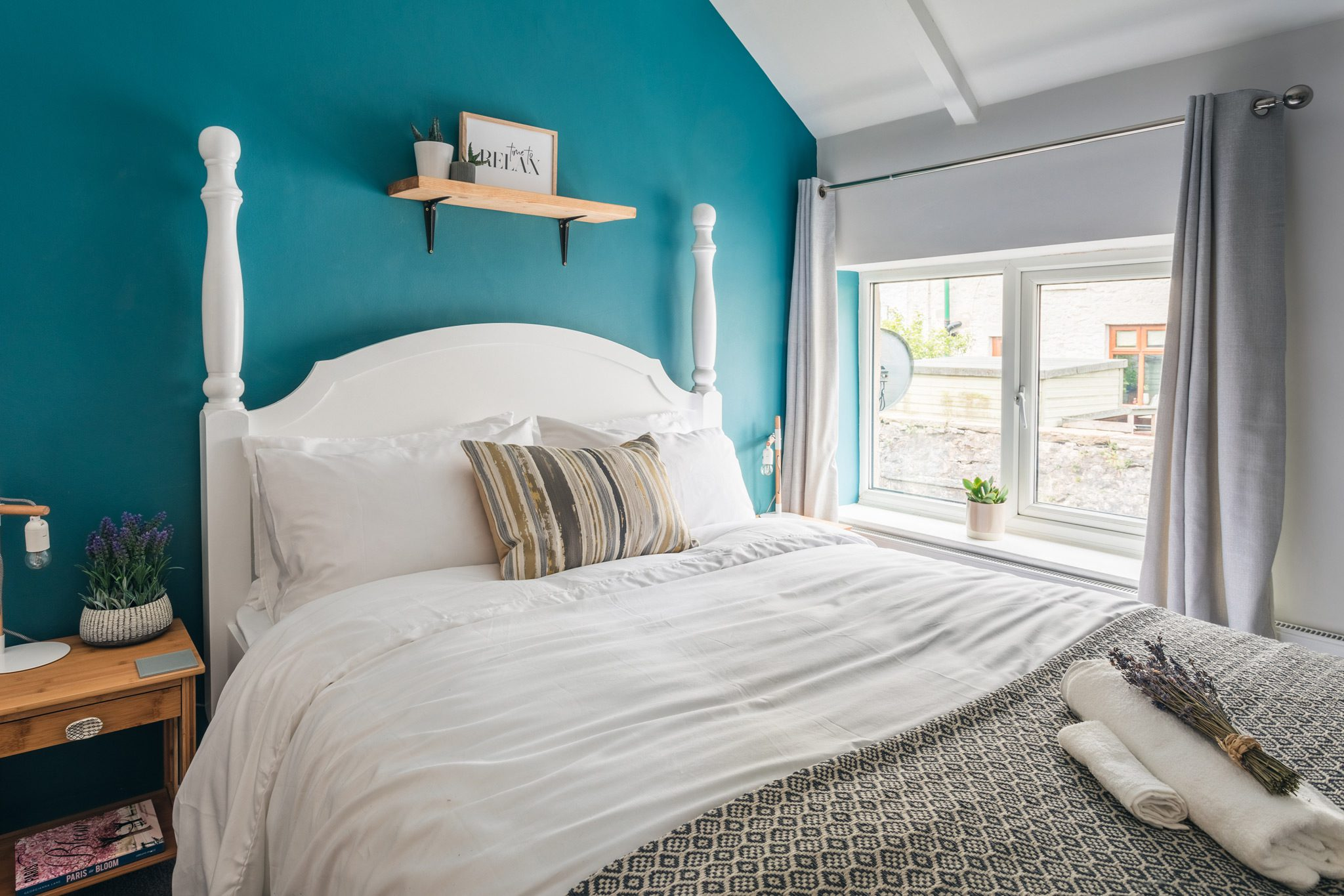Luxury Property Photography - Master Bedroom