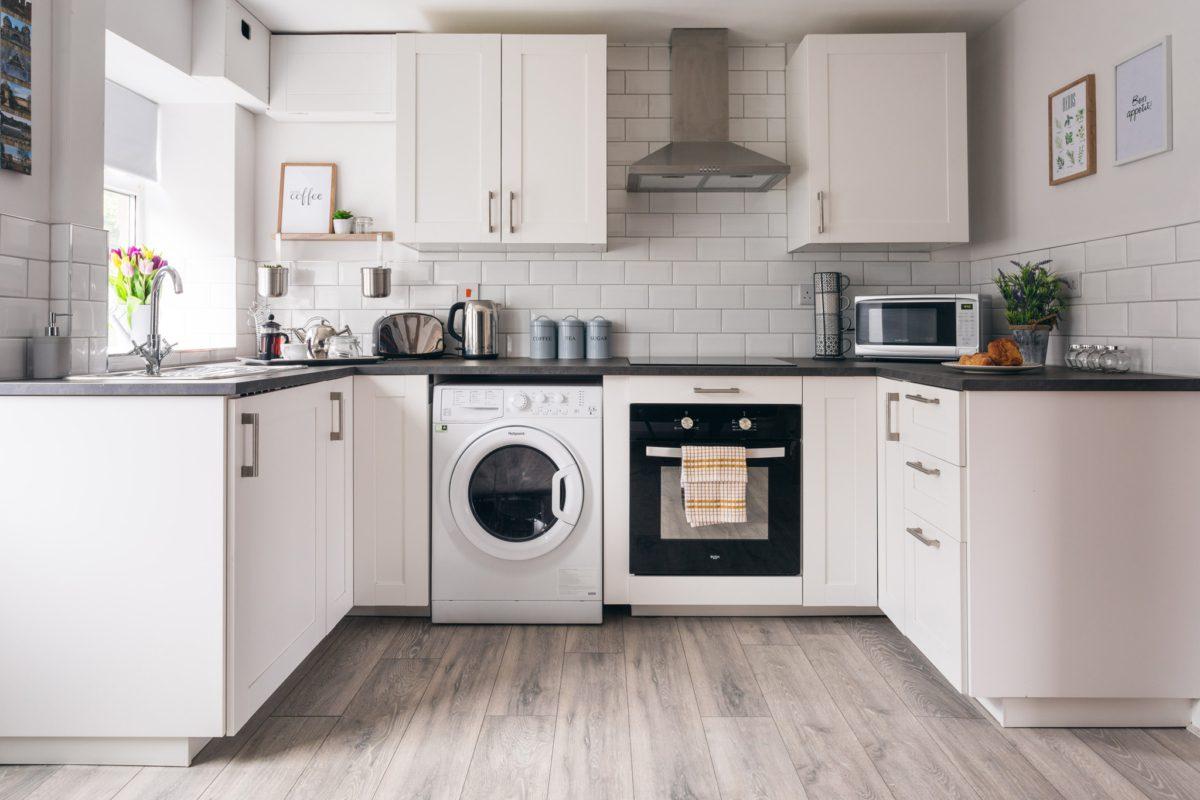 Luxury Holiday Cottage Property Photography - Kitchen