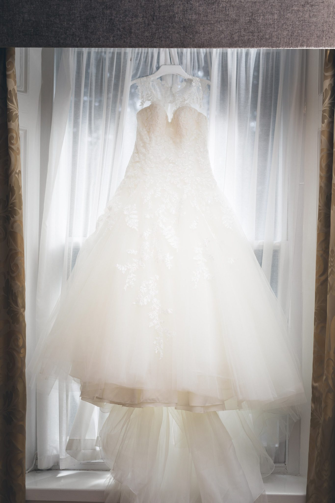 Emma's Wedding Dress