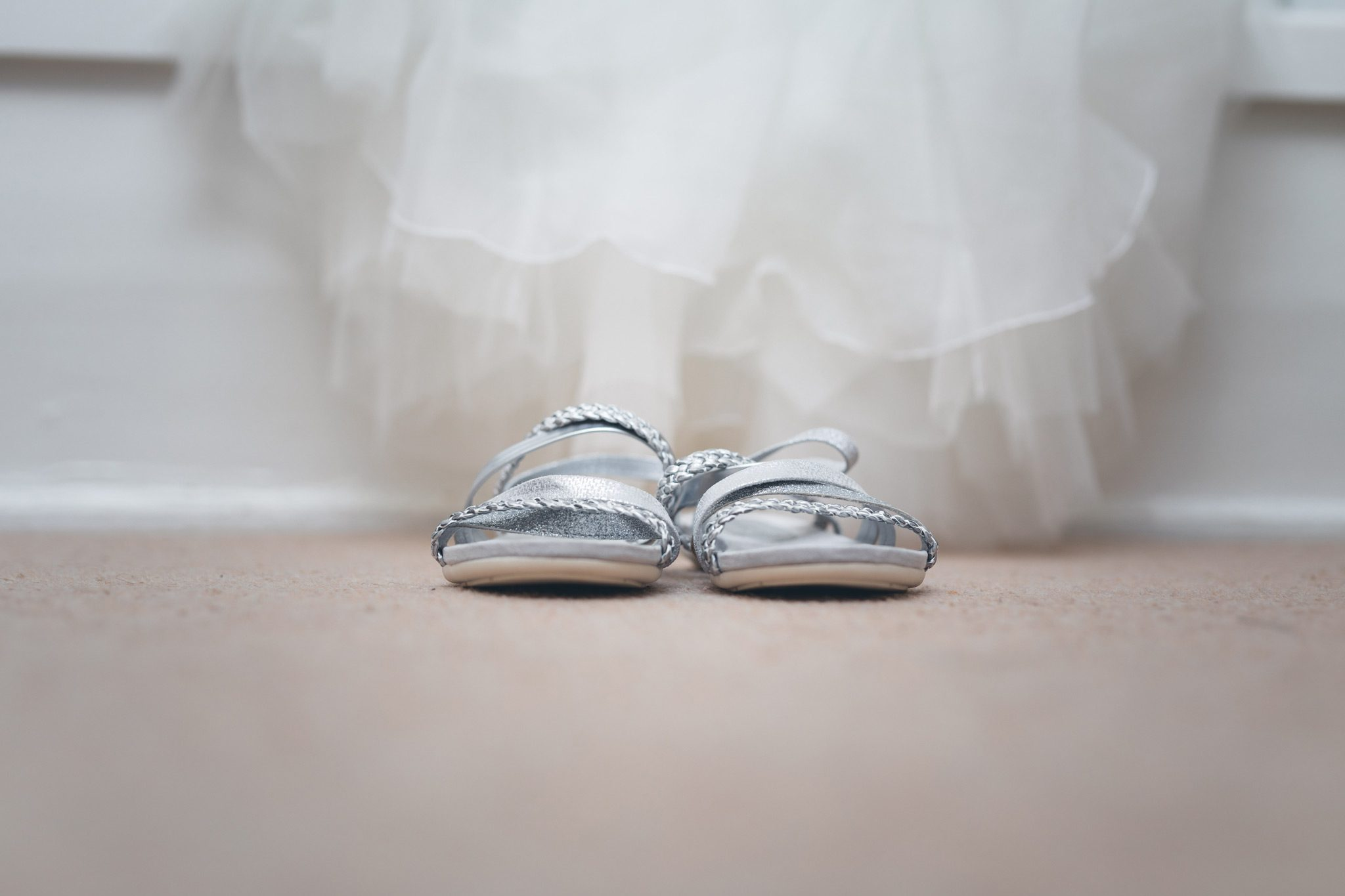 Emma's Wedding Shoes