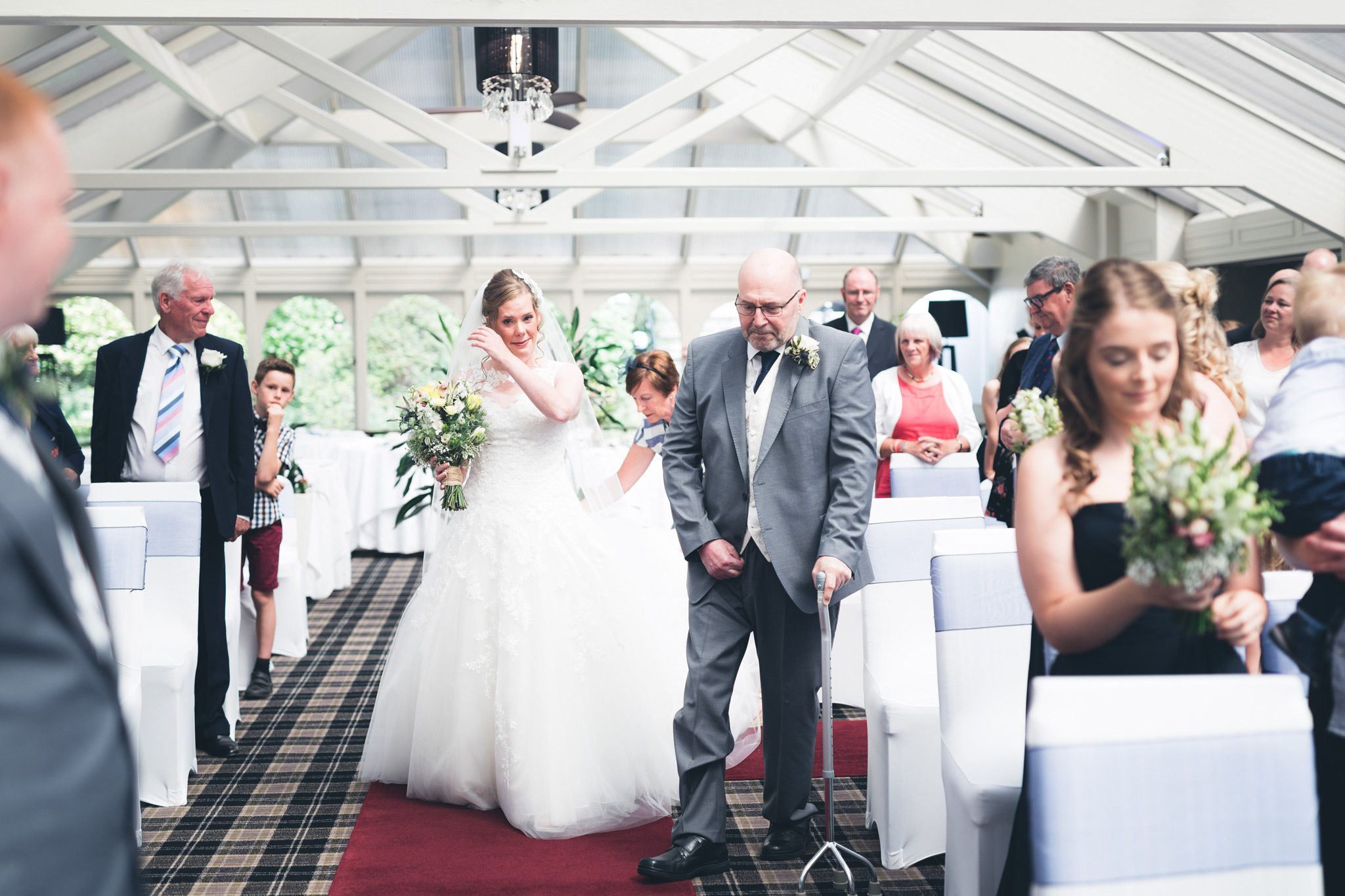 Leedwood Hotel Wedding