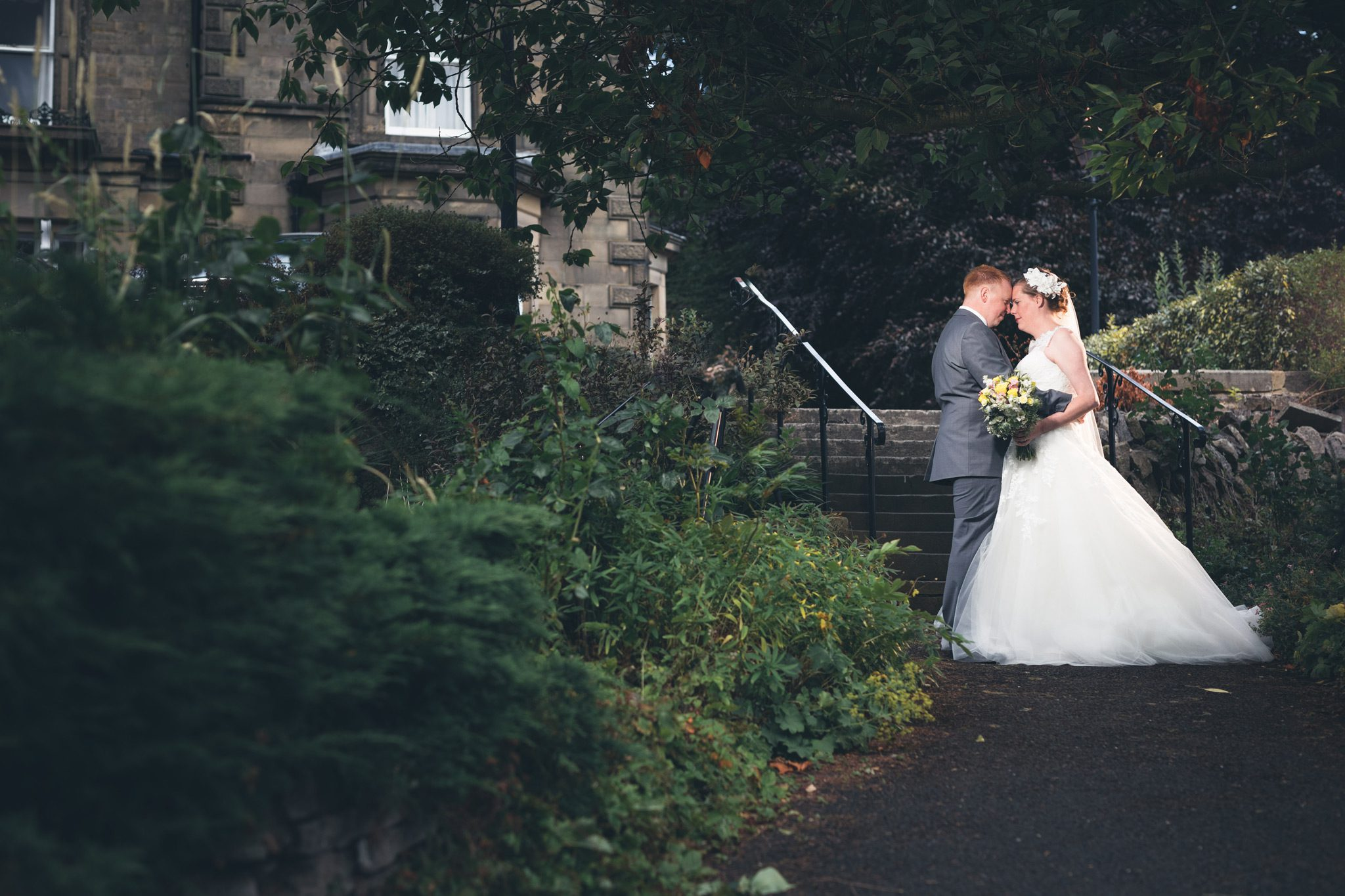 Couple Photos at the Leedwood Hotel