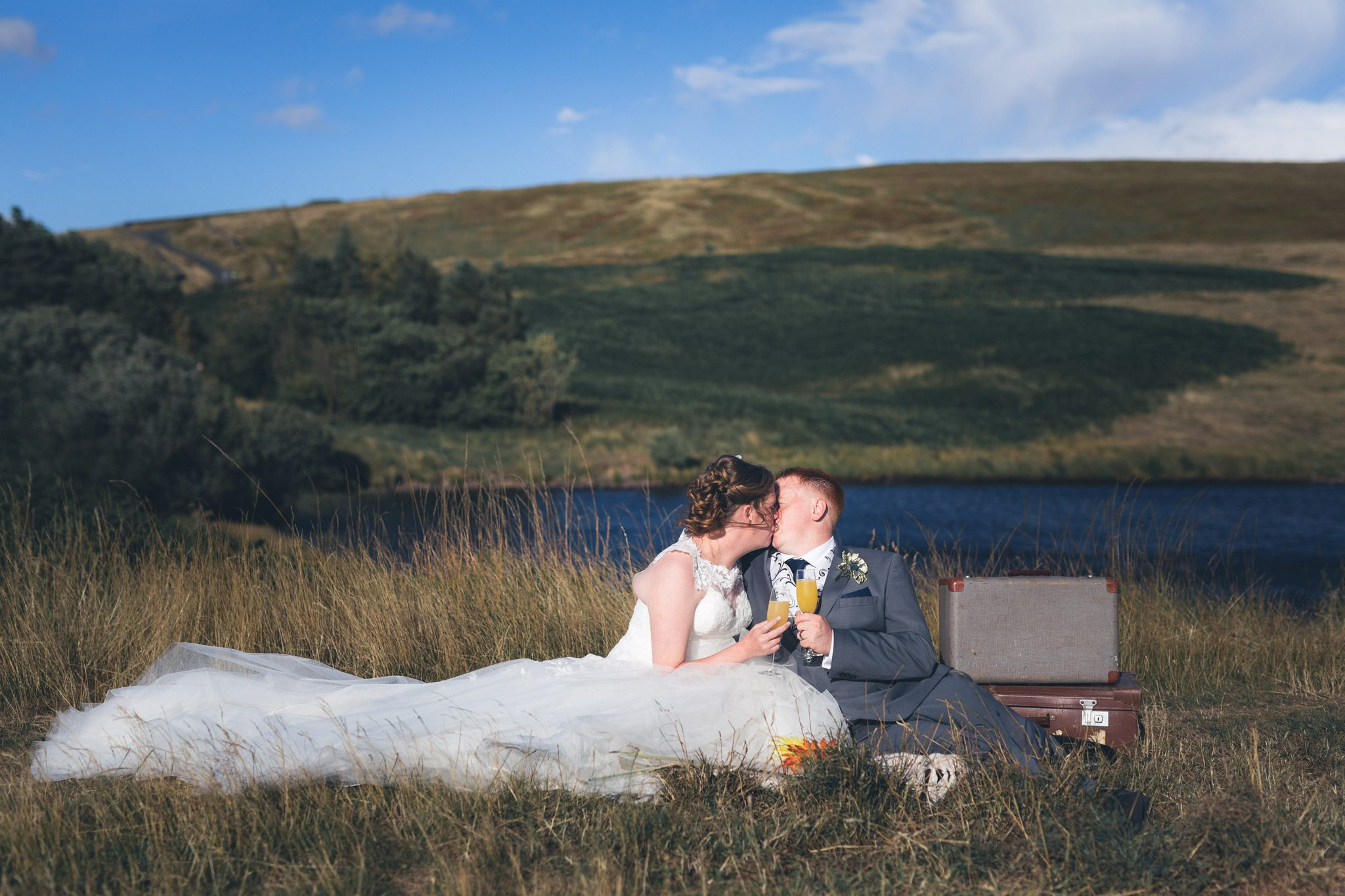 Goyt Valley Wedding Photos