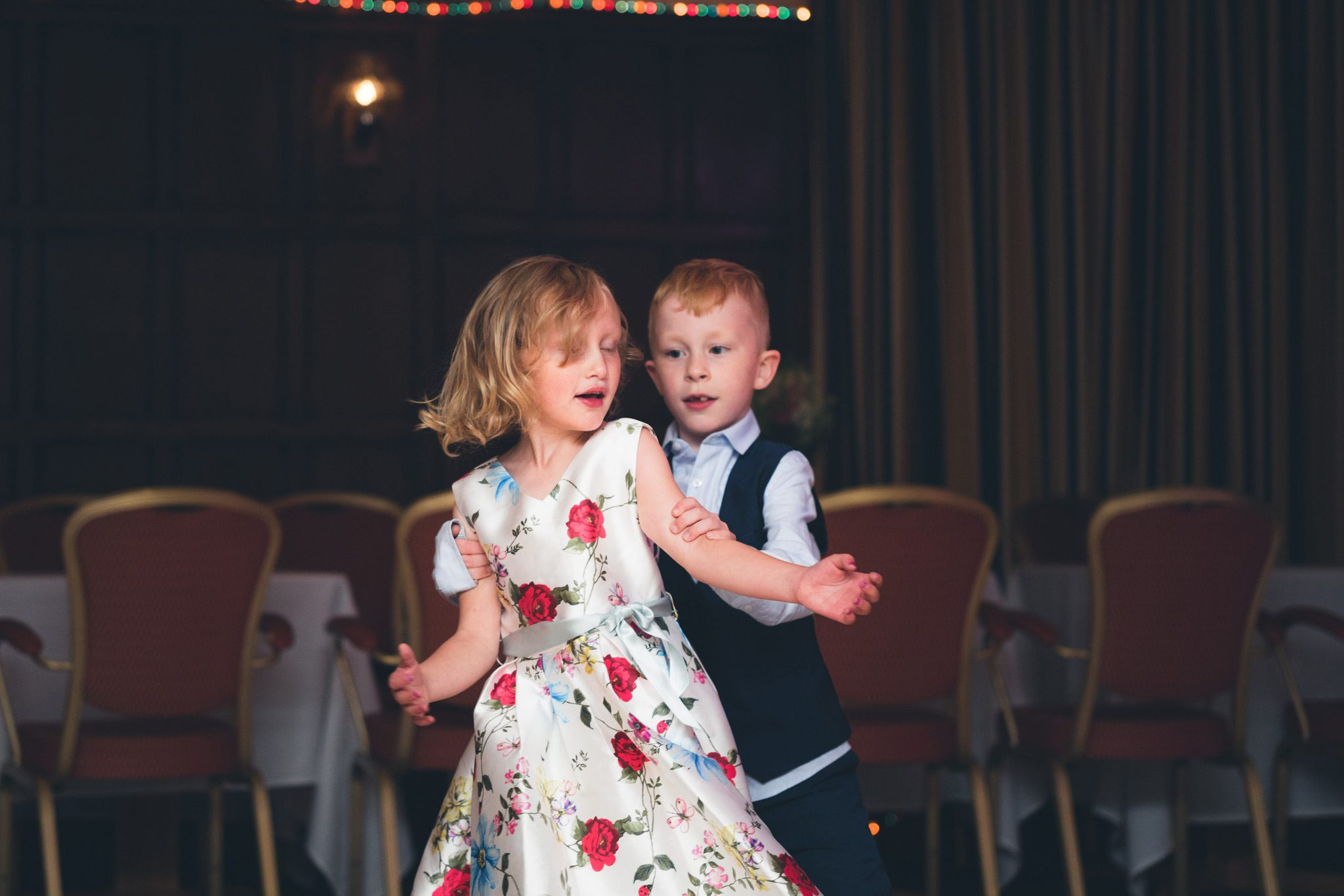 Leewood Hotel Wedding Party