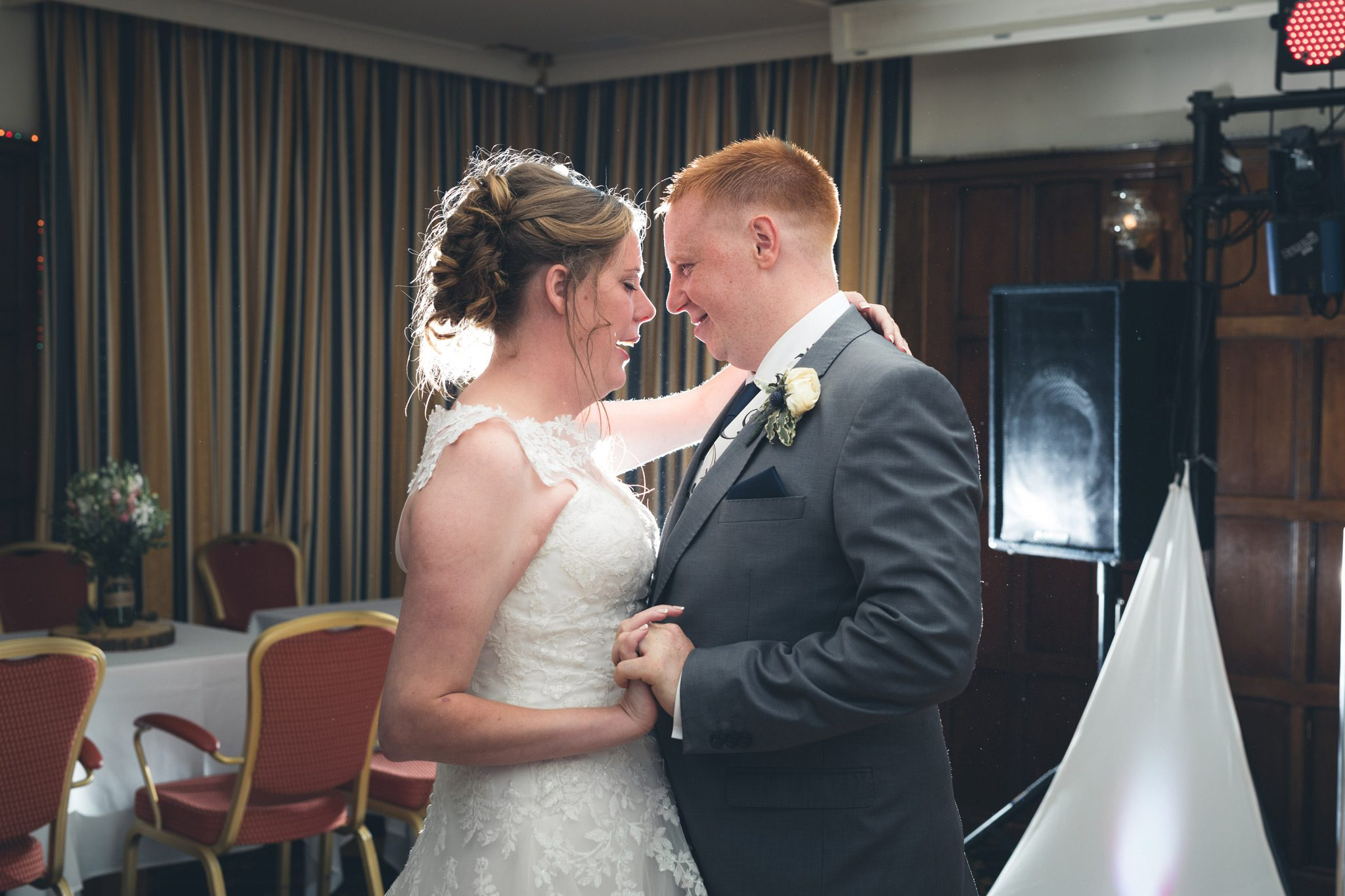 Leewood Hotel First Dance