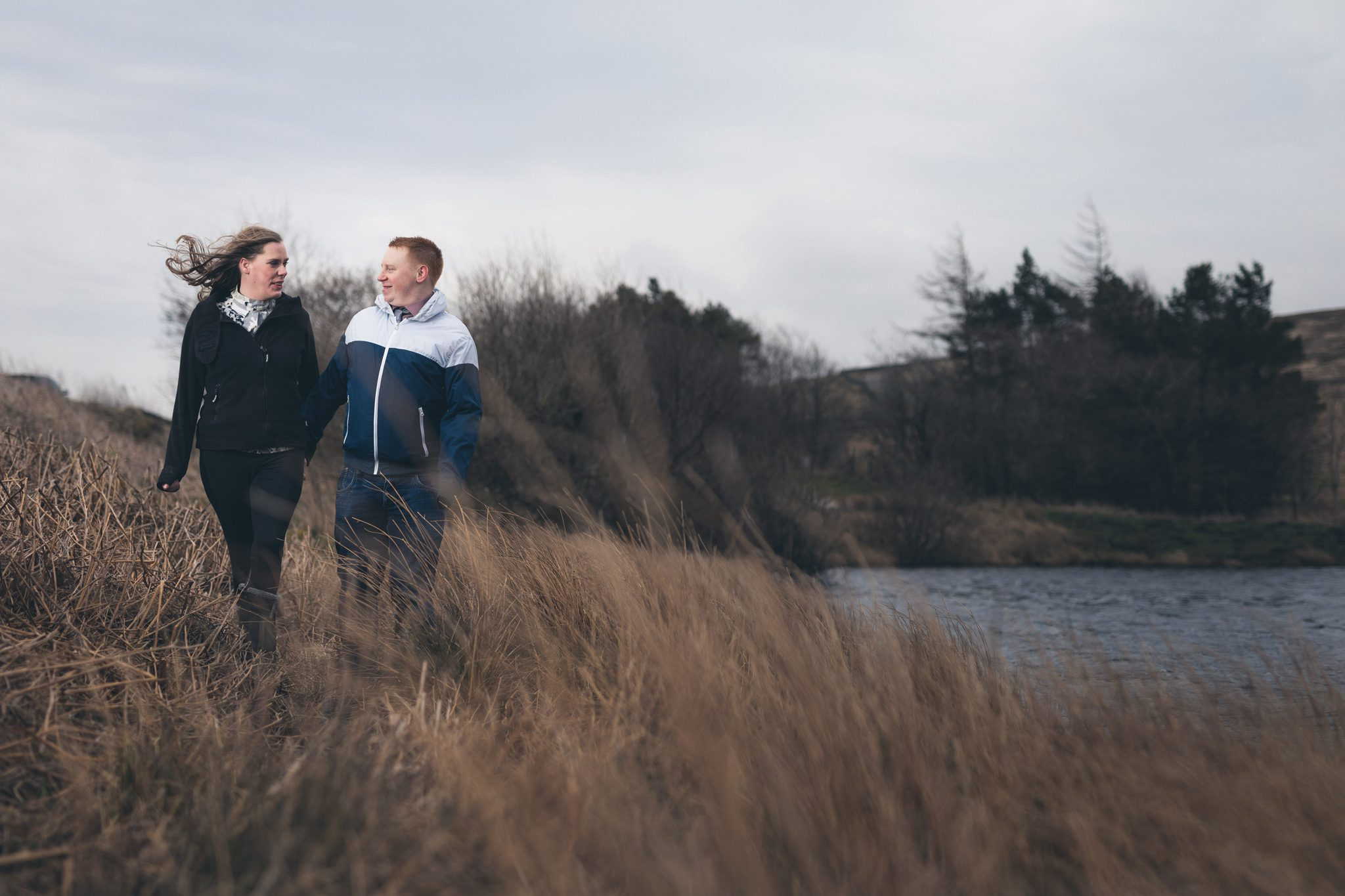 Goyt Valley Engagement Shoot