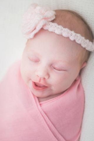Buxton Newborn Photographer - Aurora