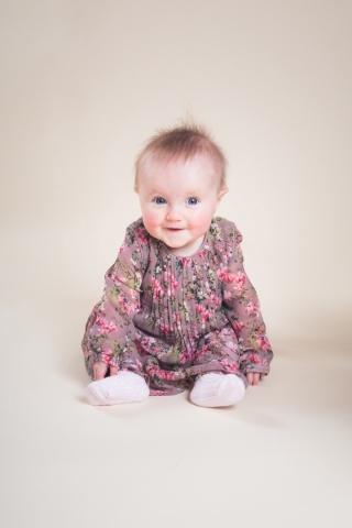 Buxton Baby Portraiture - Baby Smiles