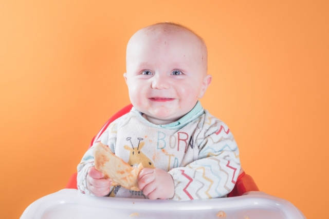 Buxton Child Portraiture - Pizza