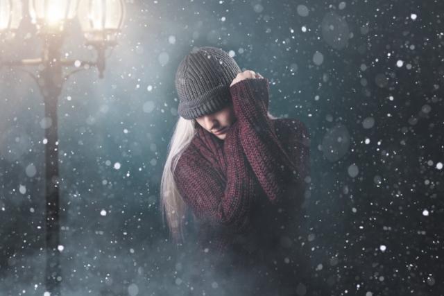 Buxton Photographer - Snow