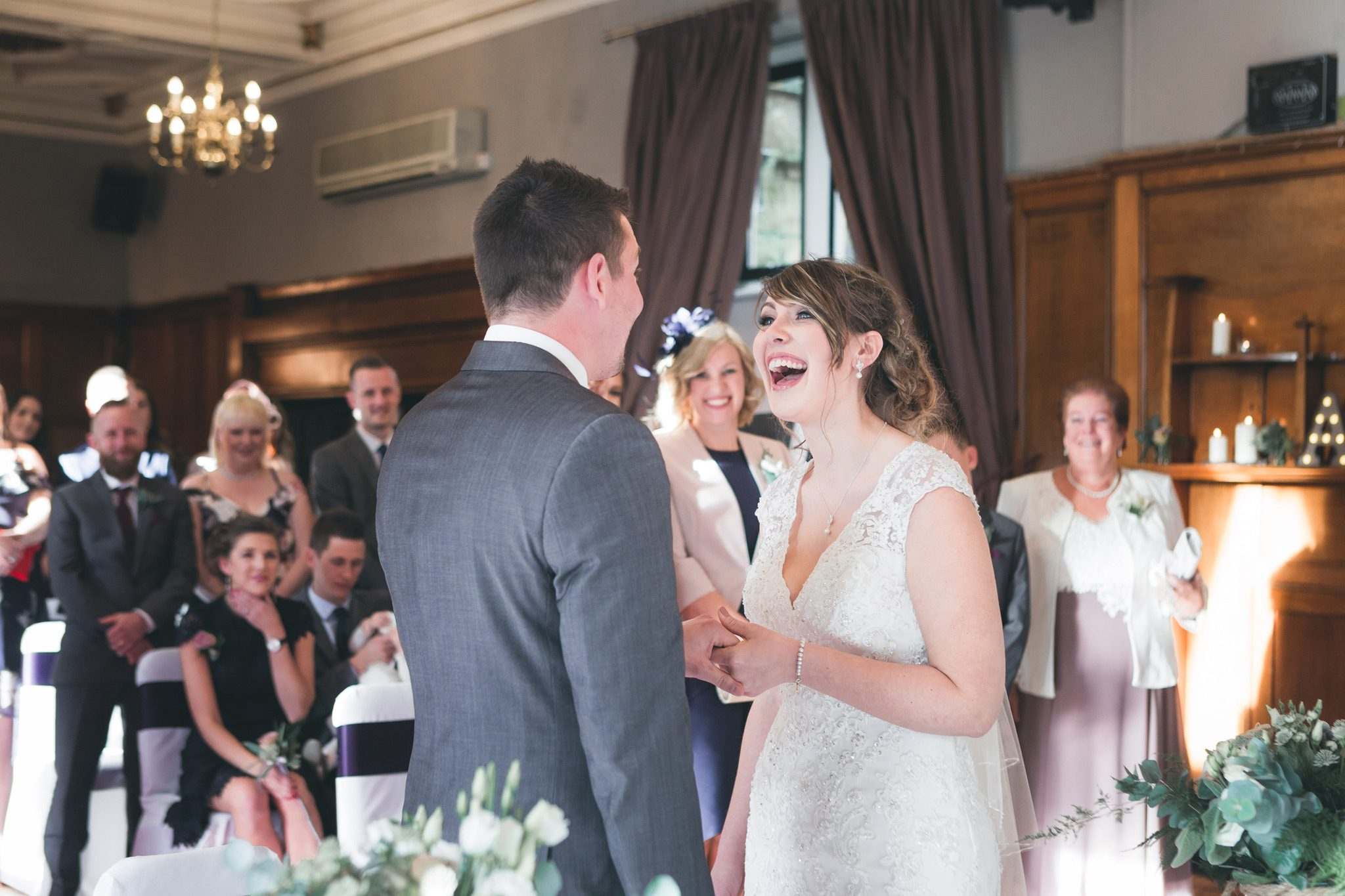 Derbyshire Wedding Photographer - The Maynard