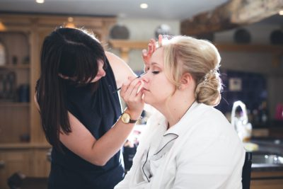 Upper House Hayfield - Bridal Hair Prep