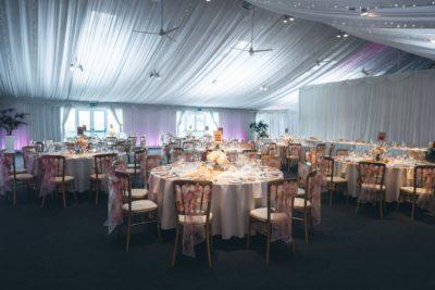 Rustic Wedding Inside