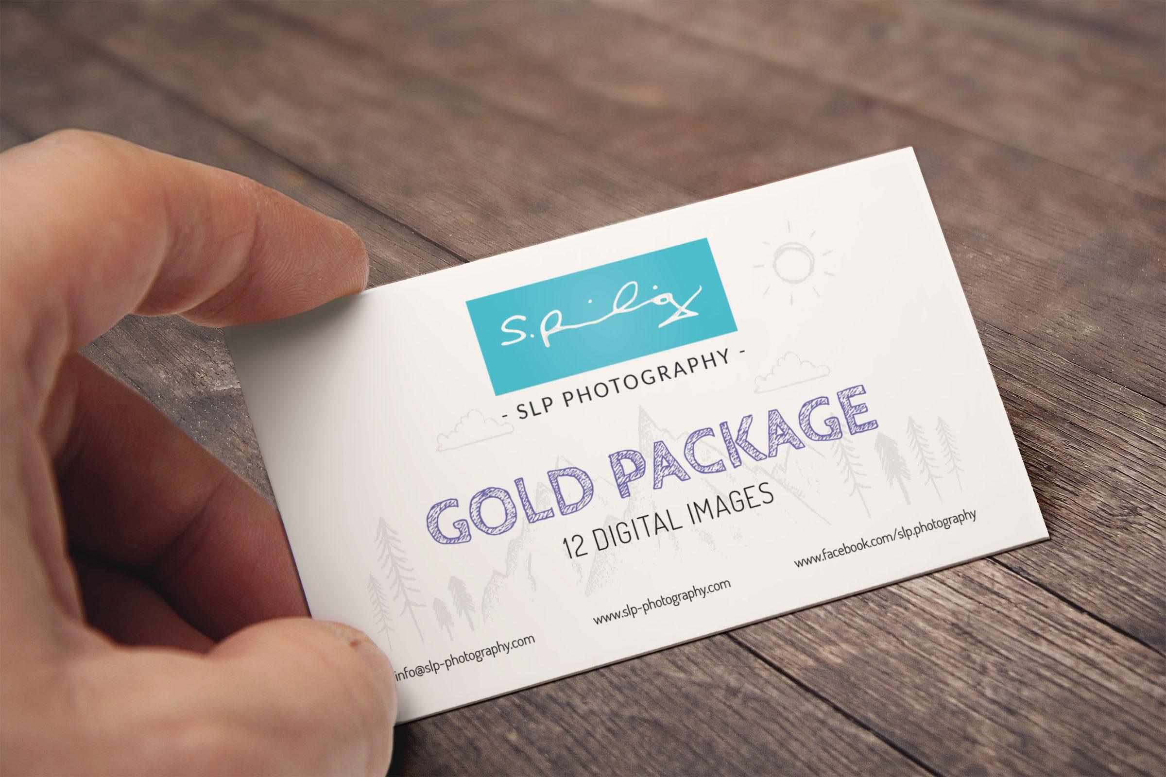 Gold Gift Voucher