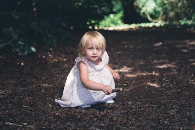 Childrens Portraiture in Derbyshire