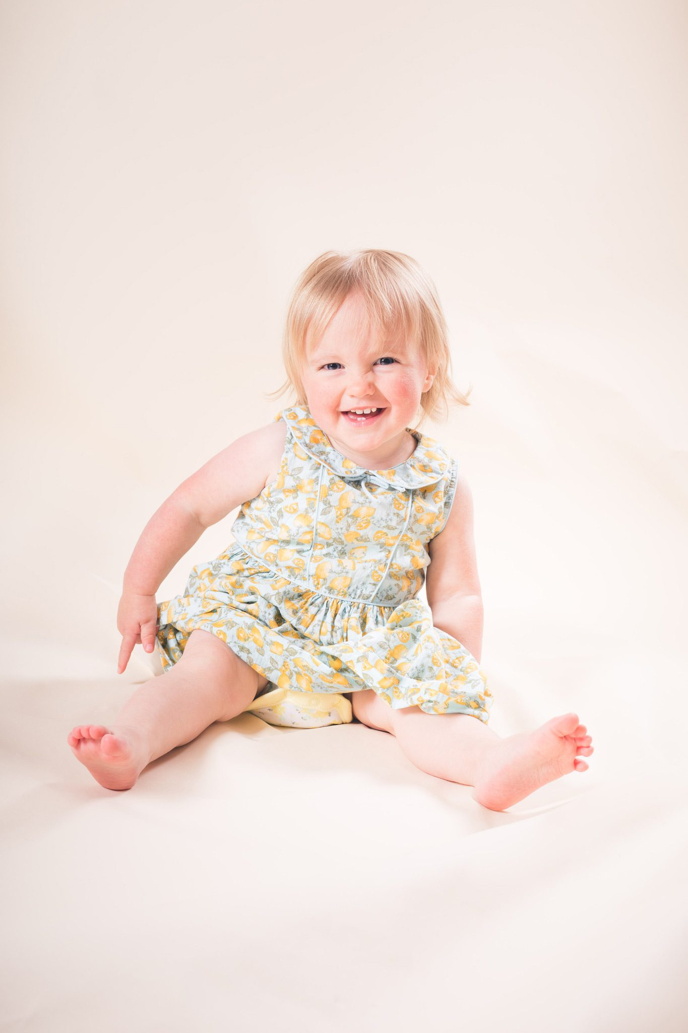 Child Portraits in Buxton