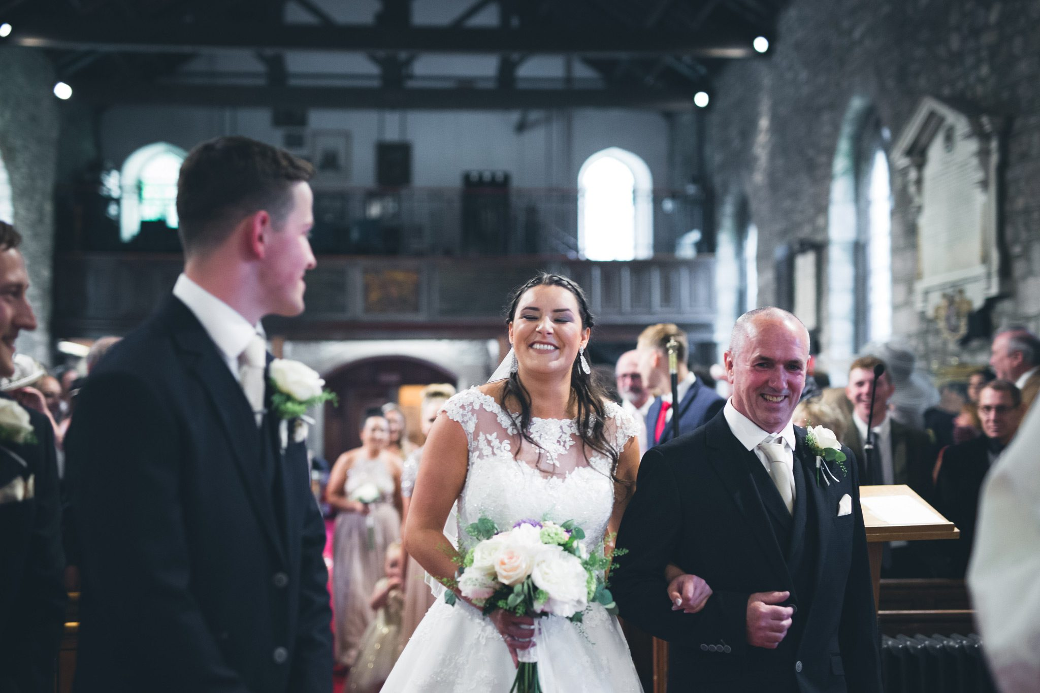 Buxton Church Wedding