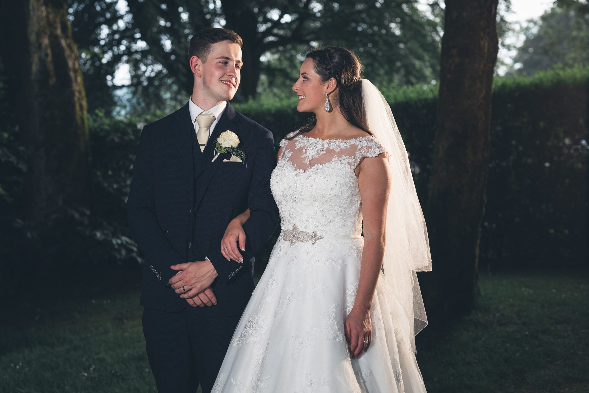 Jess and Jake Buxton Wedding