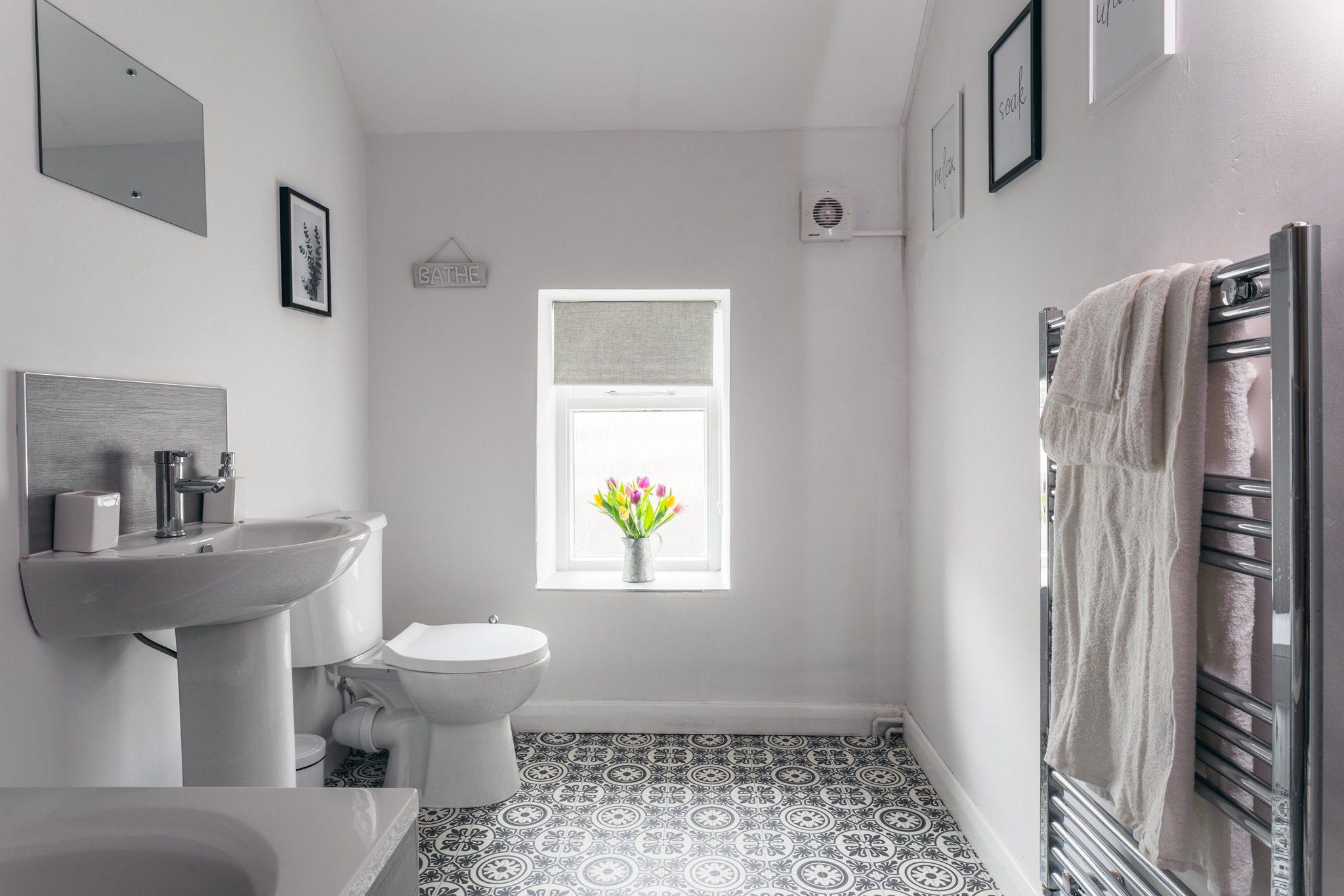 Property Photography - Bathroom