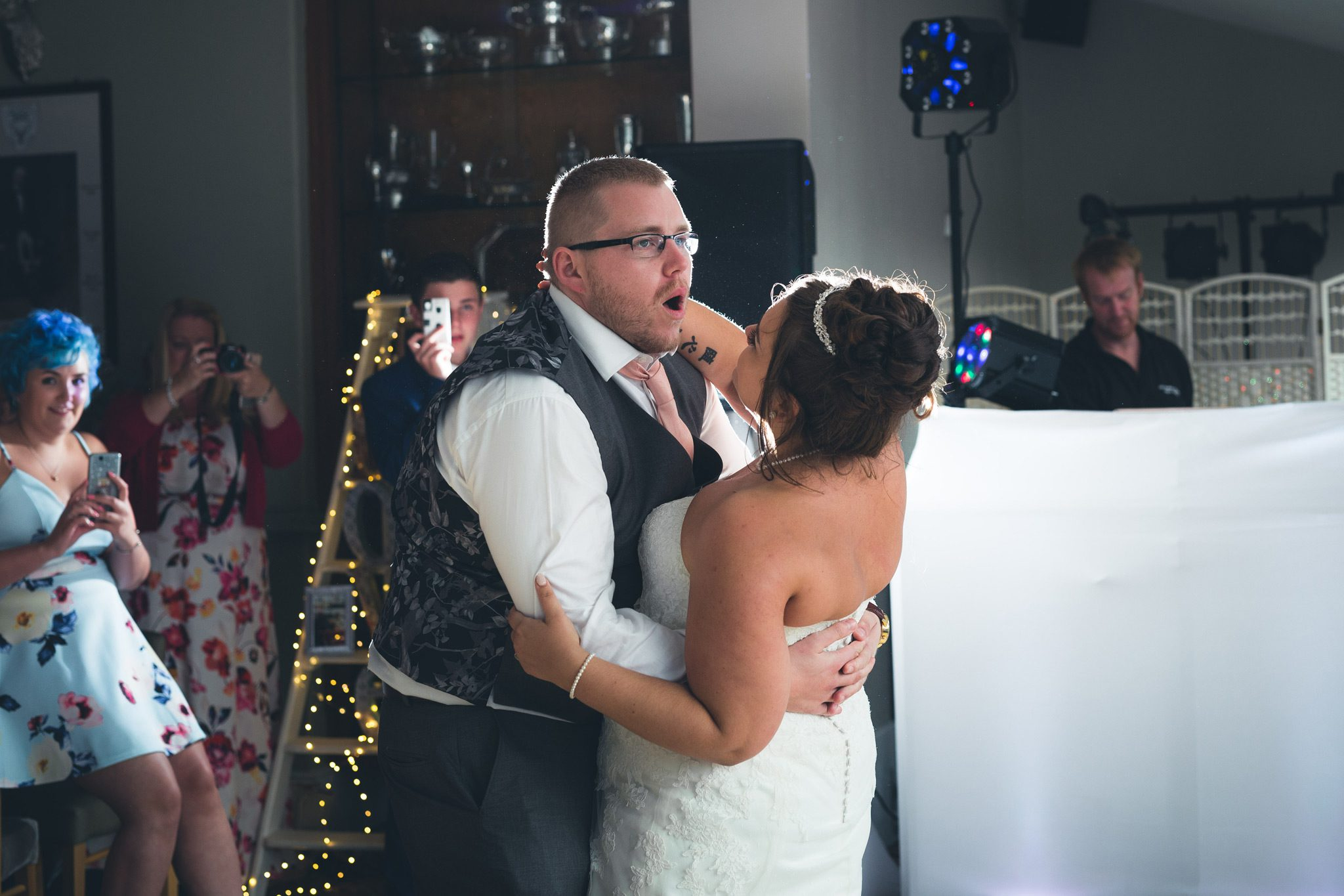 Cavendish Golf Club Wedding First Dance