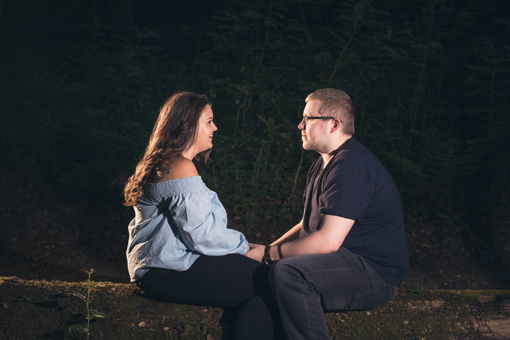 Engagement Shoot in Buxton