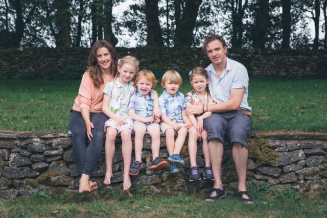 Peak District Family Shoot