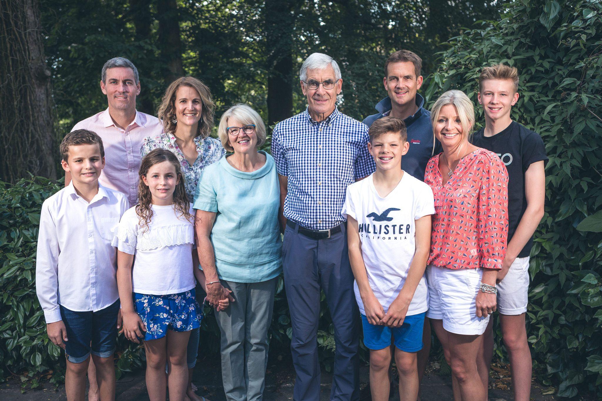 Derbyshire Family Shoot